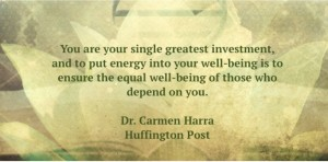 You are single greatest investment